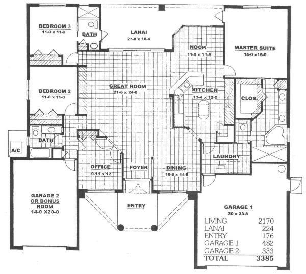 New Construction Homes Model: New Construction Homes In Cape Coral, Florida: Key Largo