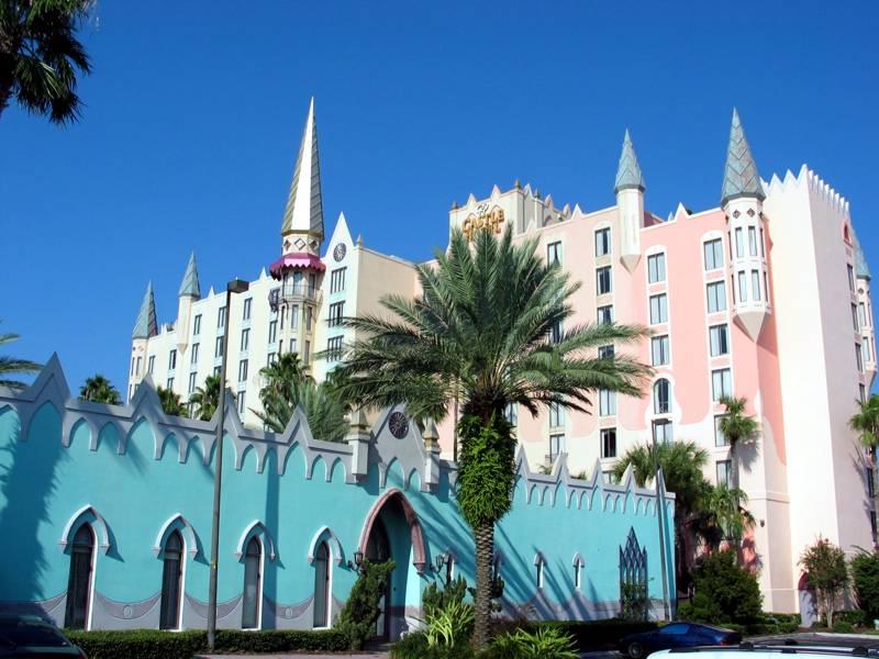 the castle hotel in orlando florida. Black Bedroom Furniture Sets. Home Design Ideas