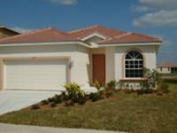 new home for rent in gated community in Cape Coral